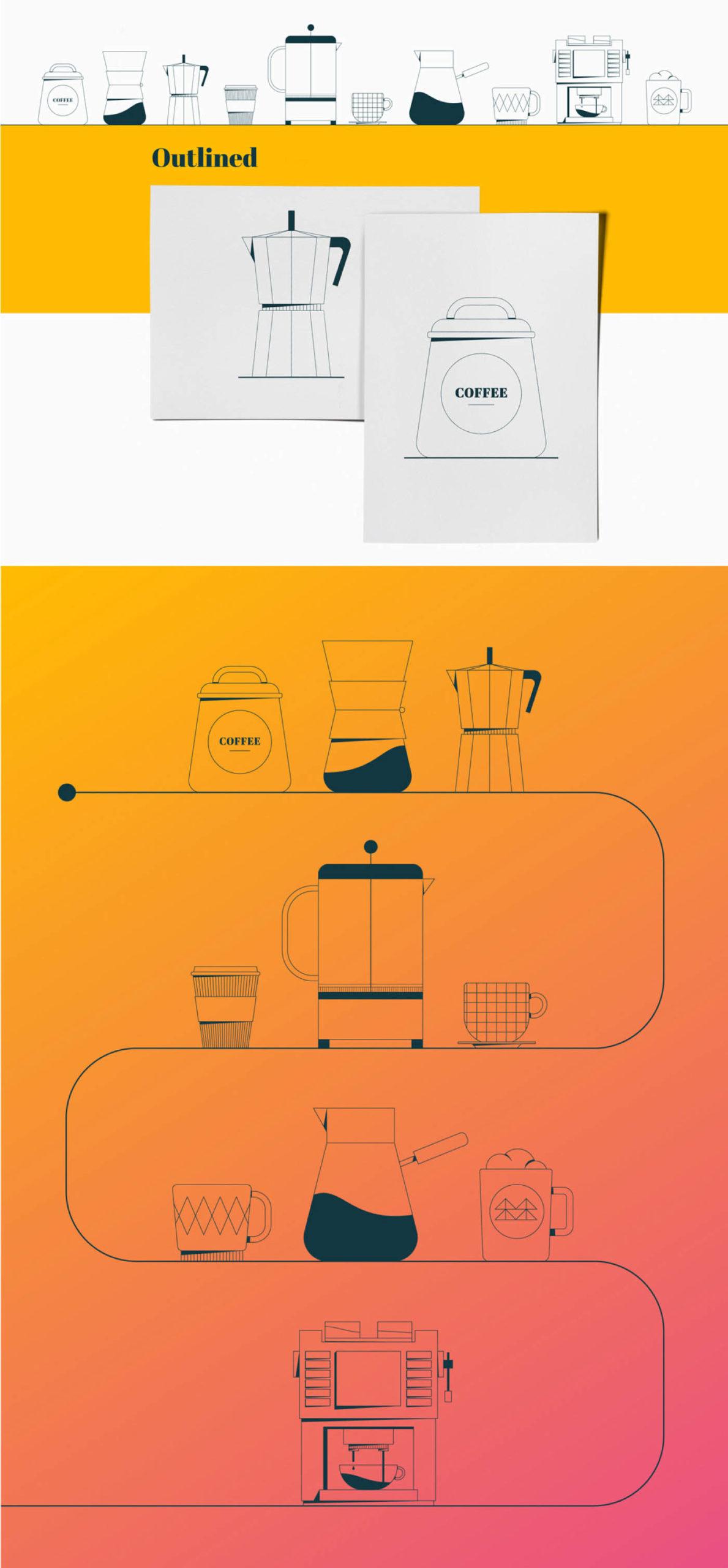 Coffe-Free-Illustrations