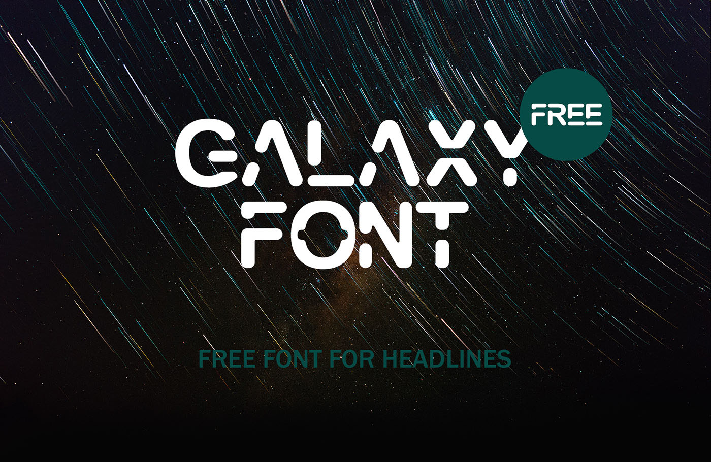Galaxy-Font