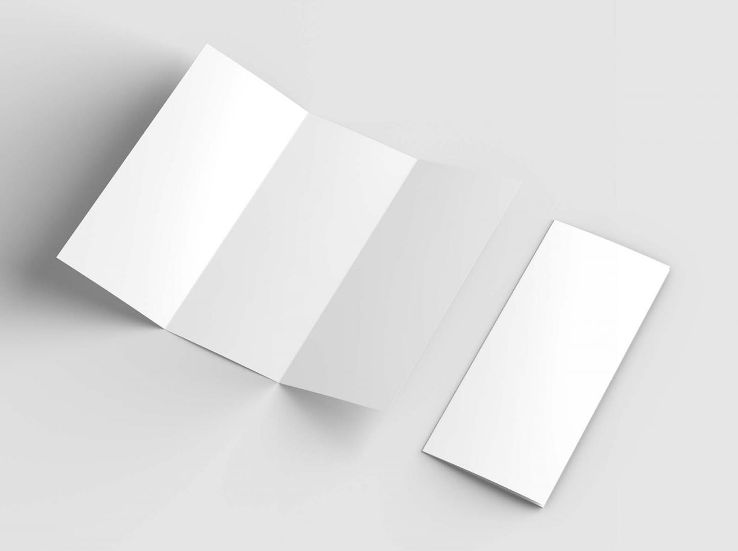 tri fold