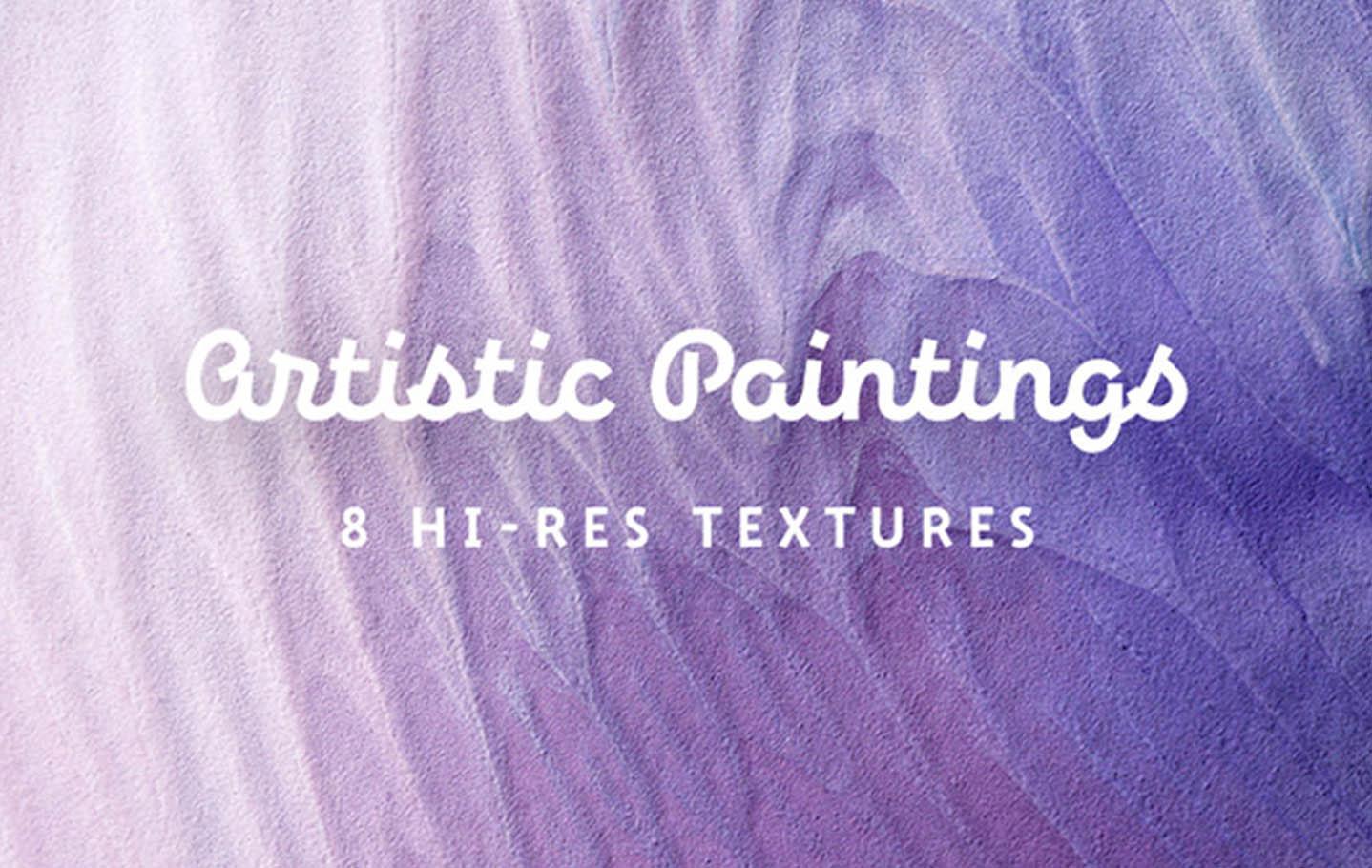 Artistic Painting Texture Set