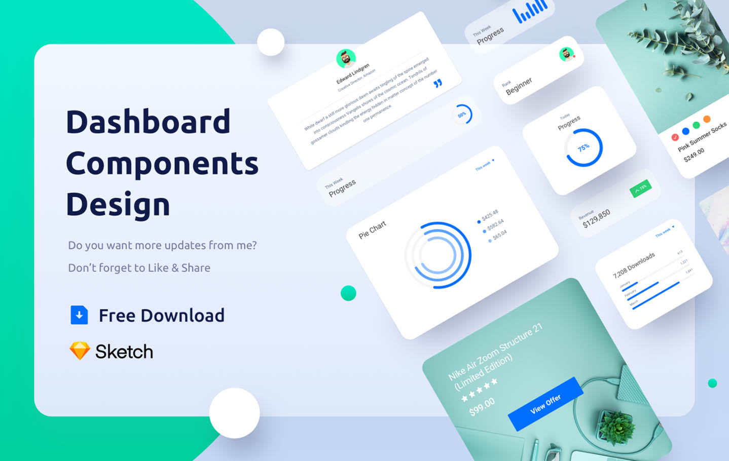 Dashboard Components Design