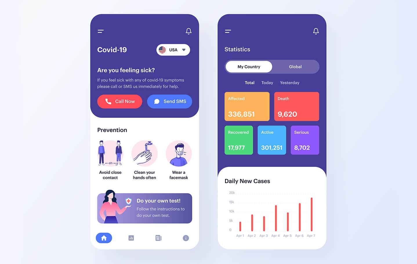 Free Covid-19 App_1