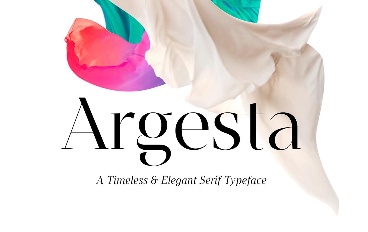 argesta_font