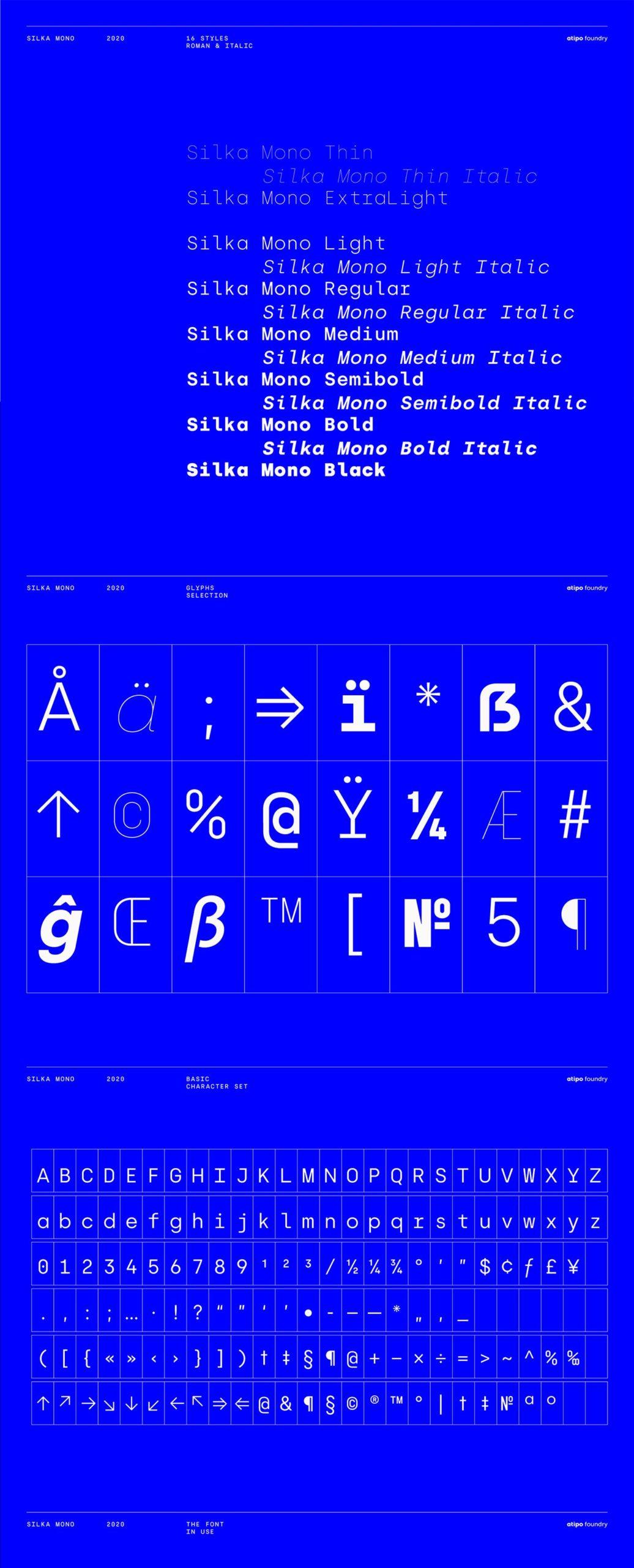 silka_mono_font_1